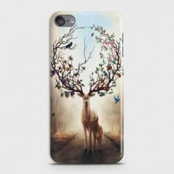 IPOD TOUCH 6 Blessed Deer Case