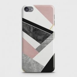IPOD TOUCH 6 Geometric Luxe Marble Case