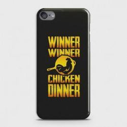 IPOD TOUCH 6 PUBG Chicken Dinner Case