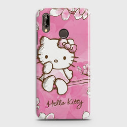 HUAWEI P20 LITE Hello Kitty Cherry Blossom Case
