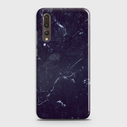 HUAWEI P20 PRO Royal Blue Marble Case