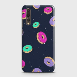 HUAWEI P20 PRO Colorful Donuts Case