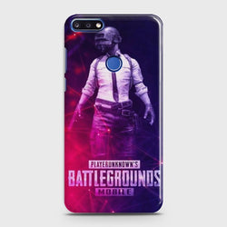 HUAWEI Y7 PRIME (2018) Animated PUBG Case