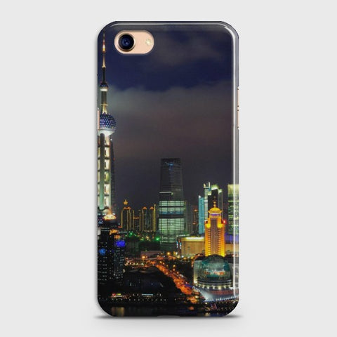 OPPO A83 Modern Architecture Case