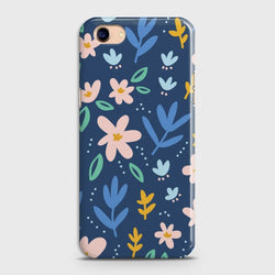 OPPO A83 Colorful Flowers Case