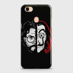 OPPO F7 MONEY HEIST PROFESSOR Case