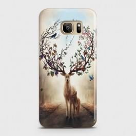 SAMSUNG GALAXY S7 EDGE Blessed Deer Case
