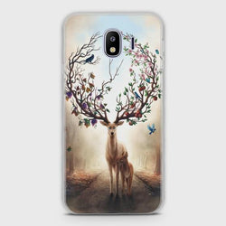 SAMSUNG GALAXY J2 PRO 2018 Blessed Deer Case