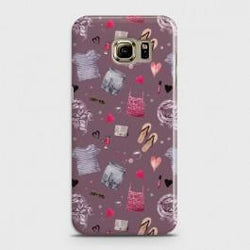 SAMSUNG GALAXY S6 Casual Summer Fashion Design Case