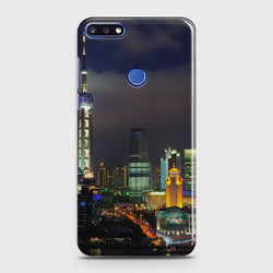 Huawei Honor 7A Modern Architecture Case