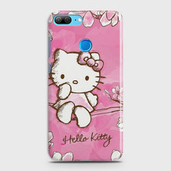 HUAWEI HONOR 9 LITE Hello Kitty Cherry Blossom Case