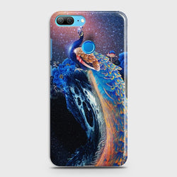 HUAWEI HONOR 9 LITE Peacock Diamond Embroidery Case