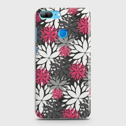 HUAWEI HONOR 9 LITE Beautiful Flower Pattern Case