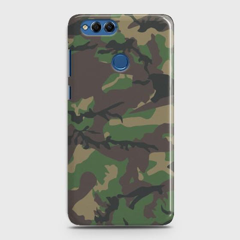 HUAWEI HONOR 7X Camo Series v2 Case