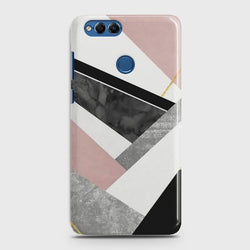 Huawei Honor 7X Luxury Marble design Case - Phonecase.PK