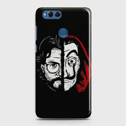 HUAWEI HONOR 7X MONEY HEIST PROFESSOR Case