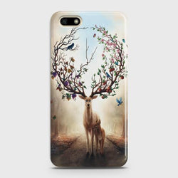 HUAWEI Y5 PRIME 2018 Blessed Deer Case
