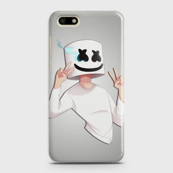 HUAWEI HONOR 7S Marshmello Face Case