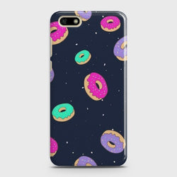HUAWEI Y5 PRIME 2018 Colorful Donuts Case