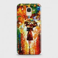 SAMSUNG GALAXY J6 (2018) Girl with Umbrella Case