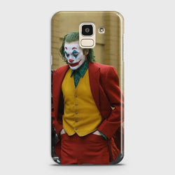 SAMSUNG GALAXY J6 (2018) Joker Case