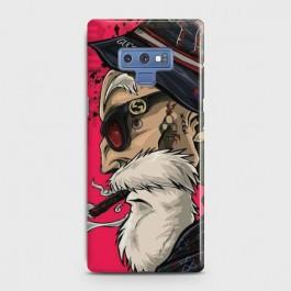 SAMSUNG GALAXY NOTE 9 Master Roshi Case