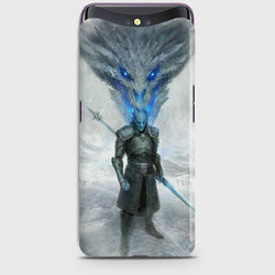 OPPO FIND X Night King Game Of Thrones Case