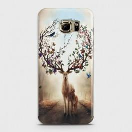 SAMSUNG GALAXY S6 EDGE Blessed Deer Case