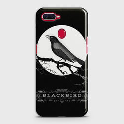 OPPO F9 Rendering Black Bird Case