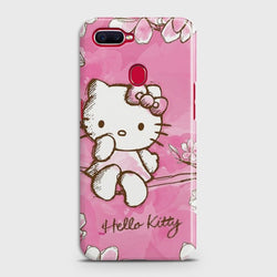 OPPO F9 Hello Kitty Cherry Blossom Case