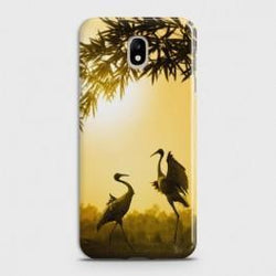 SAMSUNG GALAXY J7 (2018) Lovely SandhillCrane Dance Case