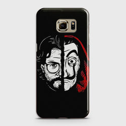 SAMSUNG GALAXY NOTE 5 MONEY HEIST PROFESSOR Case