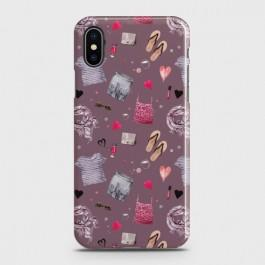 IPHONE XS Casual Summer Fashion Design Case