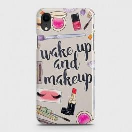 IPHONE XR Wakeup N Makeup Case