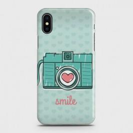 IPHONE XS MAX Infinity Vintage Camera Case