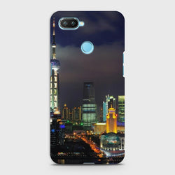 OPPO A5 Modern Architecture Case