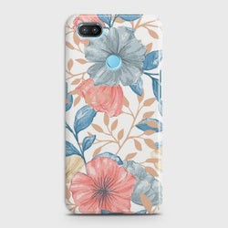 OPPO A5 Seamless Flower Case