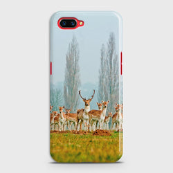 Oppo A3s Wildlife Nature Case