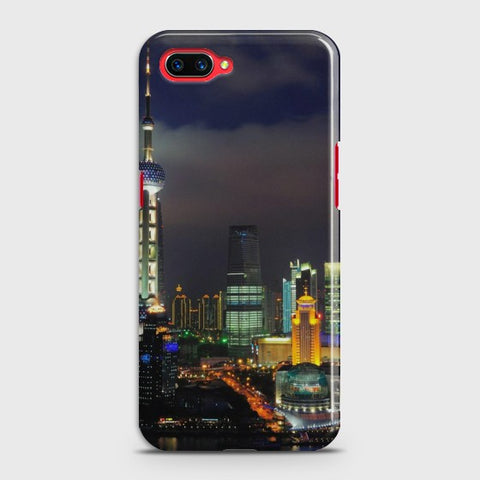 Oppo A3s Modern Architecture Case