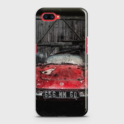 Oppo A3s Old Rusty Car Case