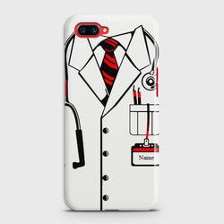 Oppo A3s Doctor Costume Case