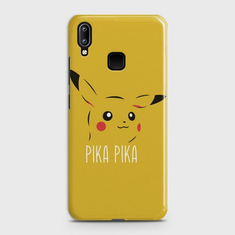 VIVO V11 Pikachu Case