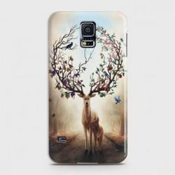 SAMSUNG GALAXY S5 Blessed Deer Case