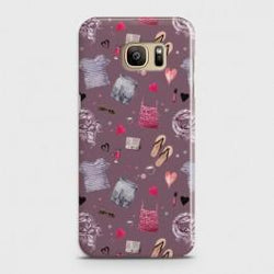SAMSUNG GALAXY NOTE 7 Casual Summer Fashion Design Case