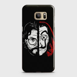 SAMSUNG GALAXY NOTE 7 MONEY HEIST PROFESSOR Case