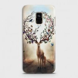 SAMSUNG GALAXY A6 (2018) Blessed Deer Case