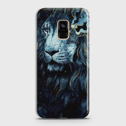 SAMSUNG GALAXY A6 Plus (2018) Vintage Galaxy Lion Case