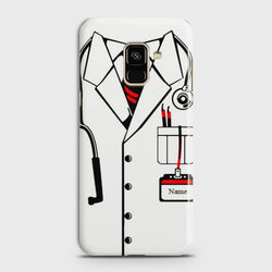 SAMSUNG GALAXY A6 (2018) Doctor Costume Case