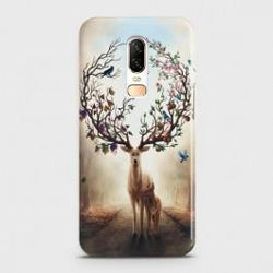 ONEPLUS 6 Blessed Deer Case