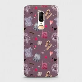 ONEPLUS 6 Casual Summer Fashion Design Case